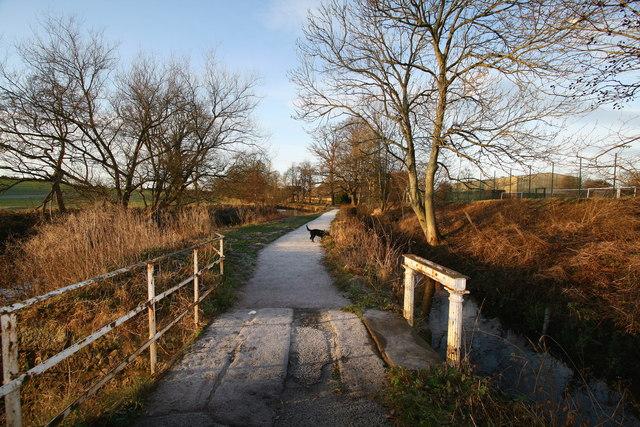 Riverside Walk, Haddington