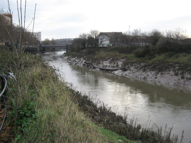 River Avon, New Cut, Bristol