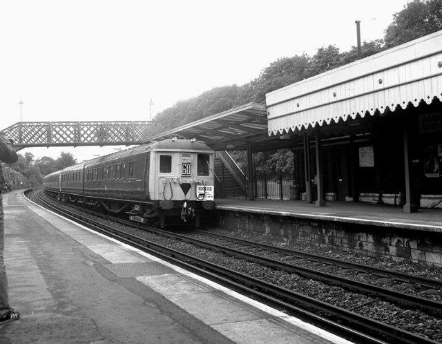 Coulsdon South station