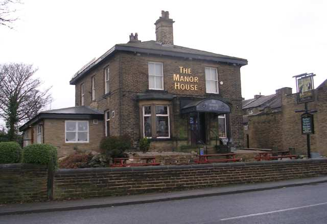 The Manor House - Leeds Road, Eccleshill