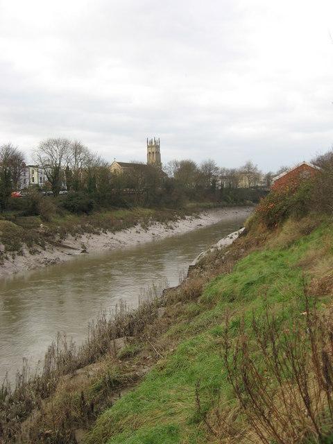 River Avon, New Cut, Bristol