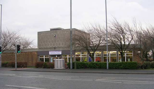 Eccleshill Library - Bolton Road