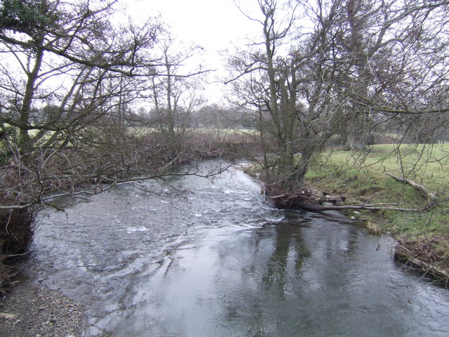 River Arrow at Noke Bridge
