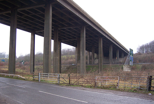 M2 Viaduct, Stockbury