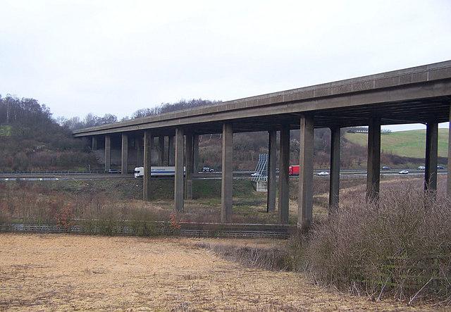 M2 Viaduct, Stockbury