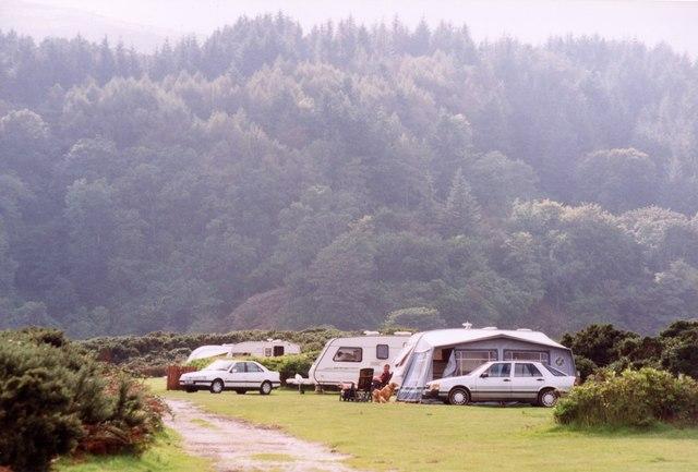 Carradale caravan site