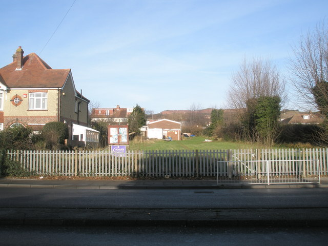 Scout Hut in Farlington