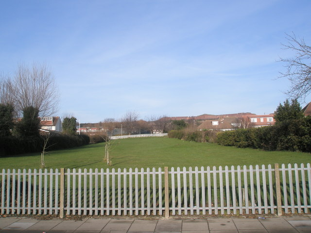 Field next to Scout Hut