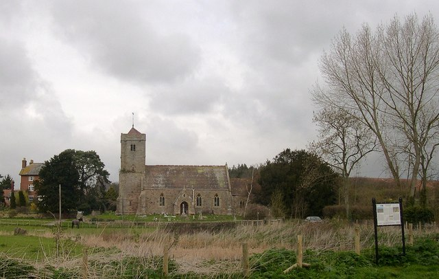 St John Baptist, Yarkhill