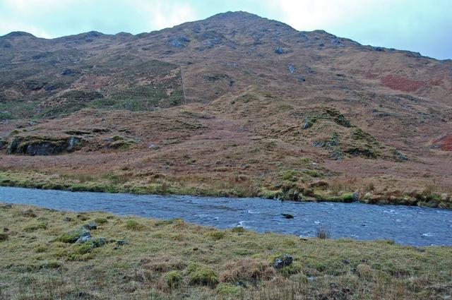 Slopes of Druim a' Choire Reidh
