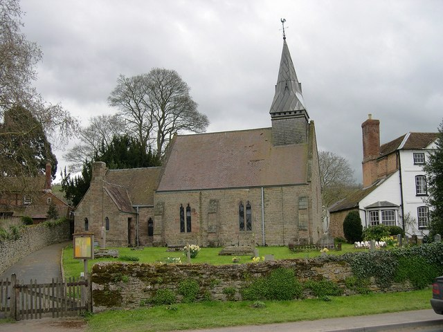 St Peter, Dormington