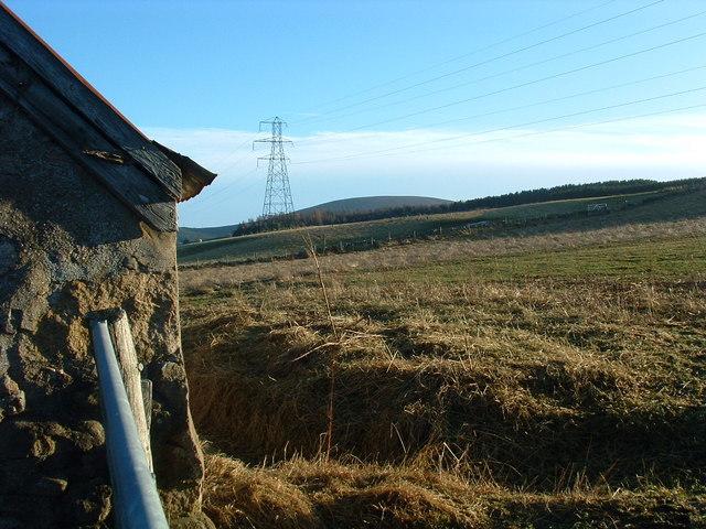Behind Derrybeg
