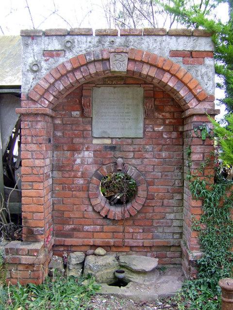 Millennium brickwork