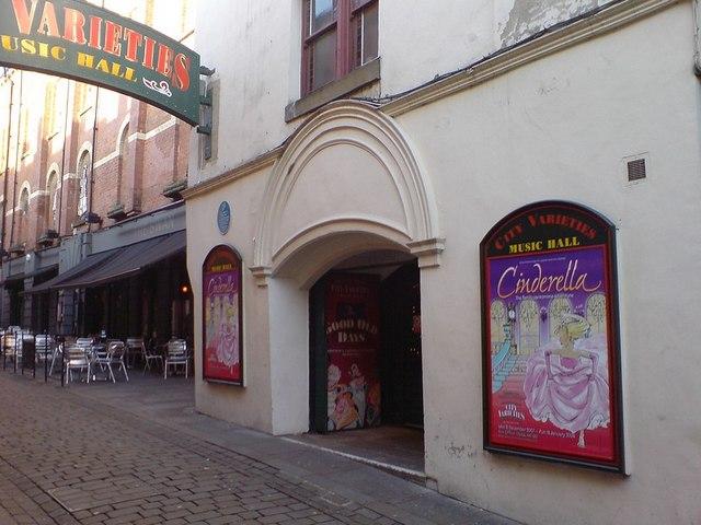 Leeds City Varieties, Swan Street