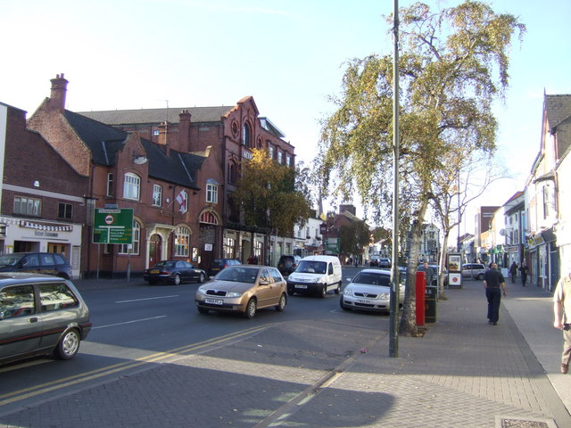 Commercial Road, Hereford