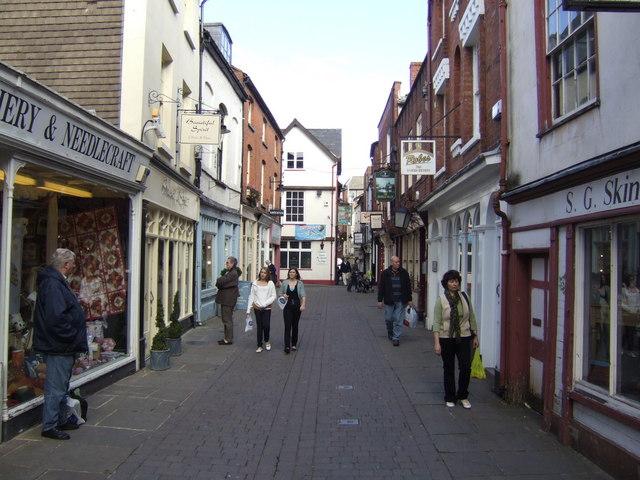 Church Street, Hereford