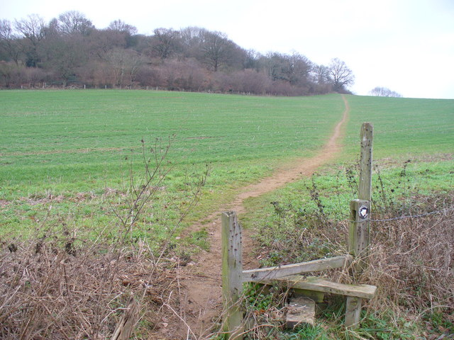 Greensand Ridge Path