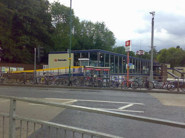 Sevenoaks Rail Station