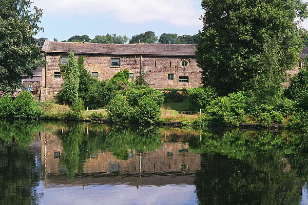 Storrs Bridge - Old Wheel Farm