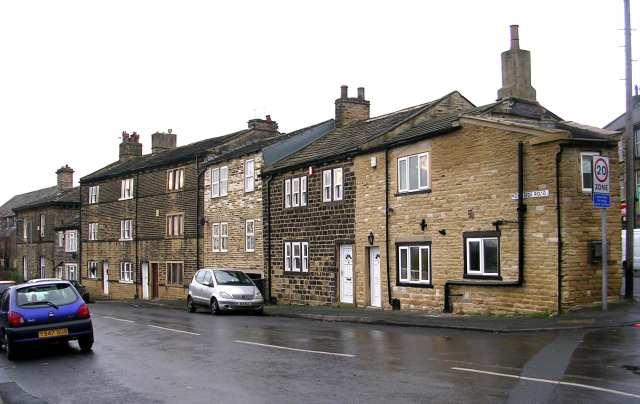 Moorside Road - Eccleshill