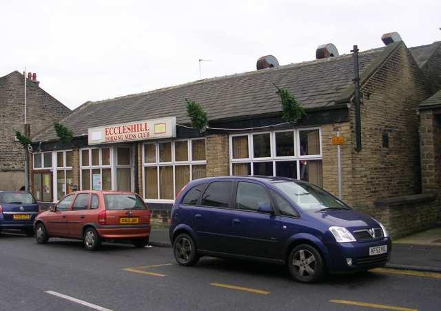 Eccleshill Working Men's Club - Stony Lane