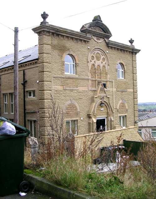 Wesleyan Sunday School - Stony Lane