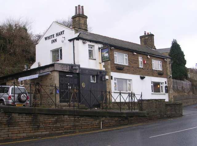 White Hart Inn - Victoria Road