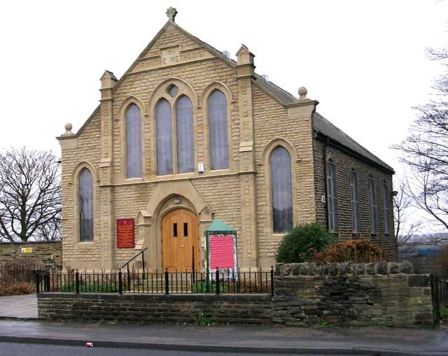 Eccleshill Methodist Church -  Norman Lane