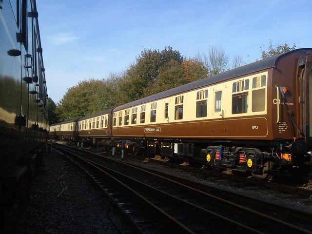 """Watercress Belle"" Wine & Dine Train"