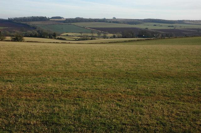 Farmland at Taddington