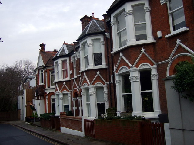 Houses in Pilgrim's Lane
