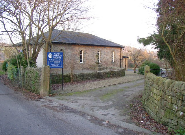 Our Lady Immaculate RC Church, Caton