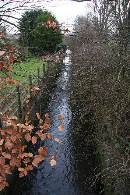 Mill Farm Lock, River Lark