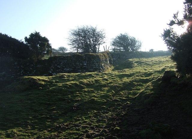 Edge of East Moor