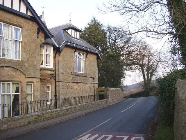 House, Caton