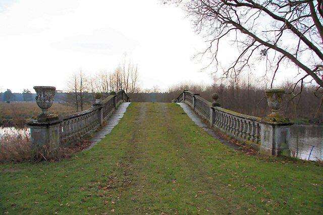 The Iron Bridge, Culford Park