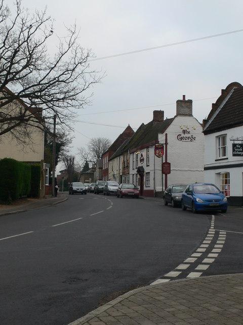 Fenstanton High Street