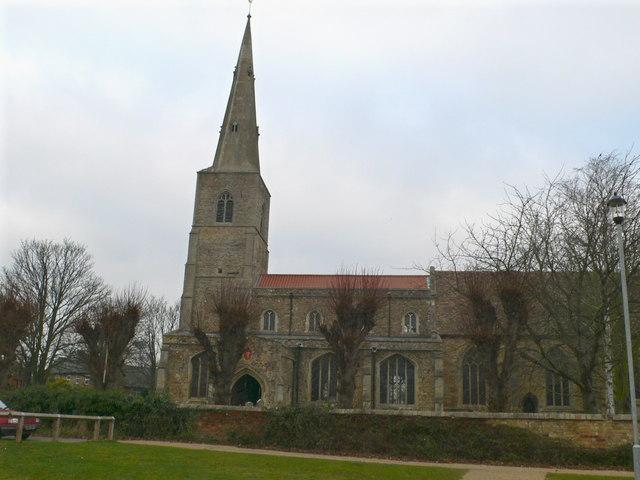 St Peter & St Paul's Church, Fenstanton