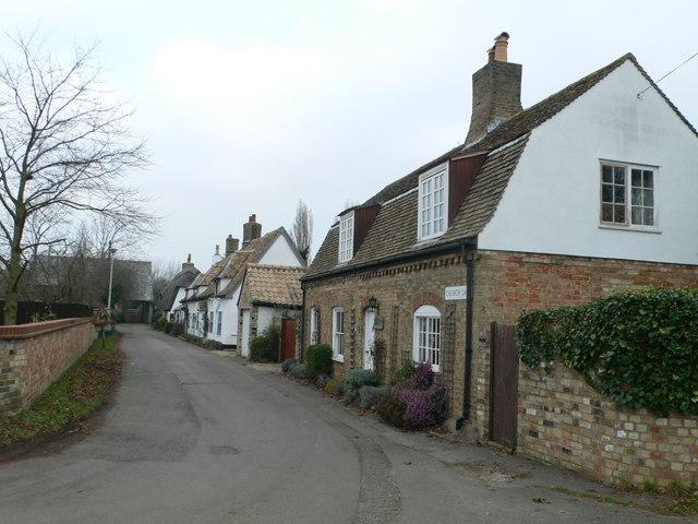 Church Lane, Fenstanton