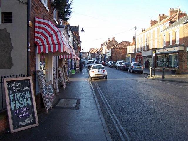 Barton High Street