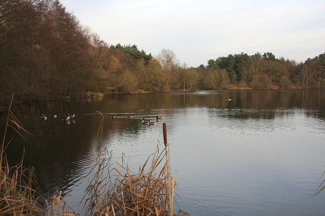 West Stow Lake