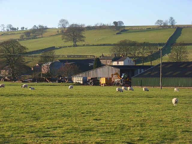 Pastures above Caldbeck