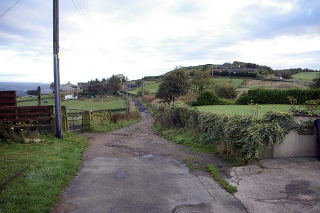 Mulehouse Lane, Outlane