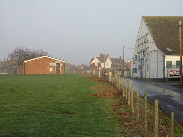 Recreation ground on Goodnestone Road