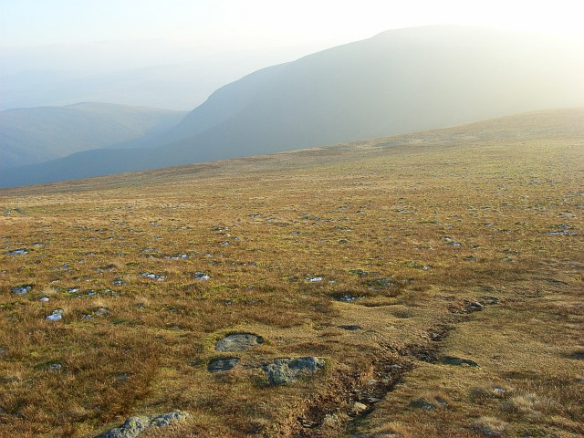 Southern slopes of Bowscale Fell