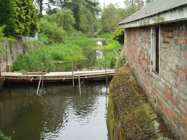 The old millstream