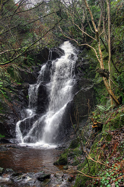 Quarry Falls, Laxey