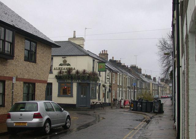 Gwydir Street, Christmas 2007
