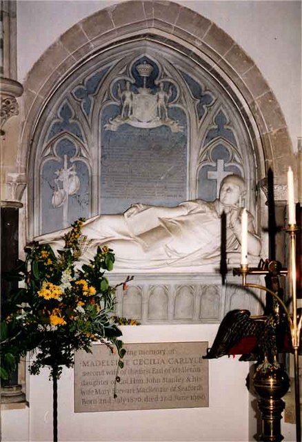 St Nicholas, Peper Harow, Surrey
