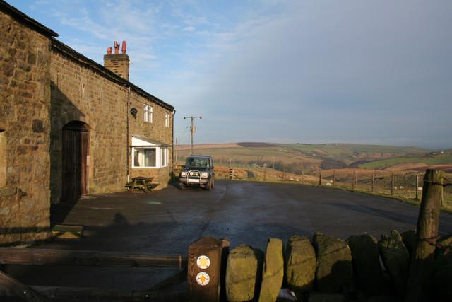 Higher Intake Farm, Keighley Moor